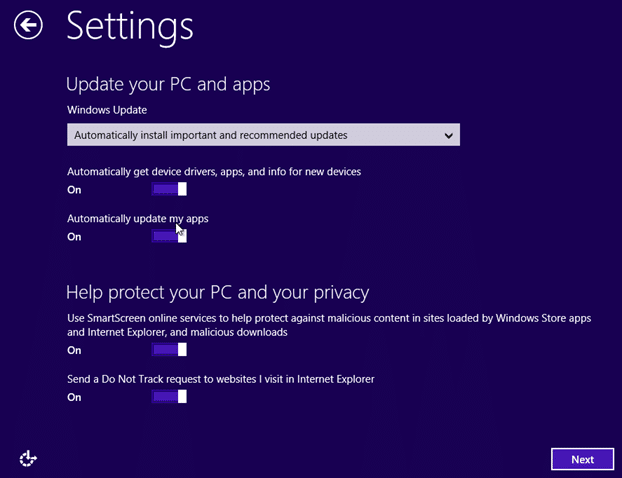 Upgrade Windows 8.1 Preview To RTM Step13