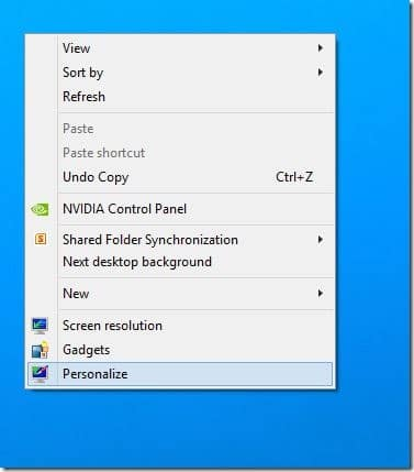 Automatically Change Start Screen Background Color In Windows 8.1 Picture2
