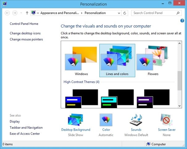 Automatically Change Start Screen Background Color In Windows 8.1 Picture3