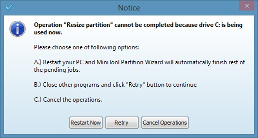 Extend System Partition In Windows 8.1 Method 2 Step7