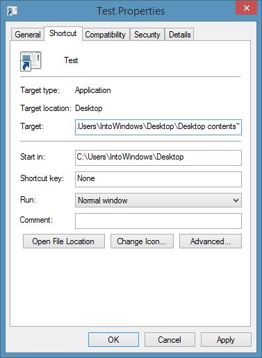 Pin Folders to Taskbar In Windows 8.1 Method3 Step6