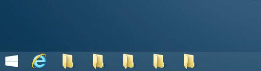 how to change taskbar in windows 8