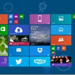 How To Automatically Set Start Screen Background Color As Window Border And Taskbar Color In Windows 8.1