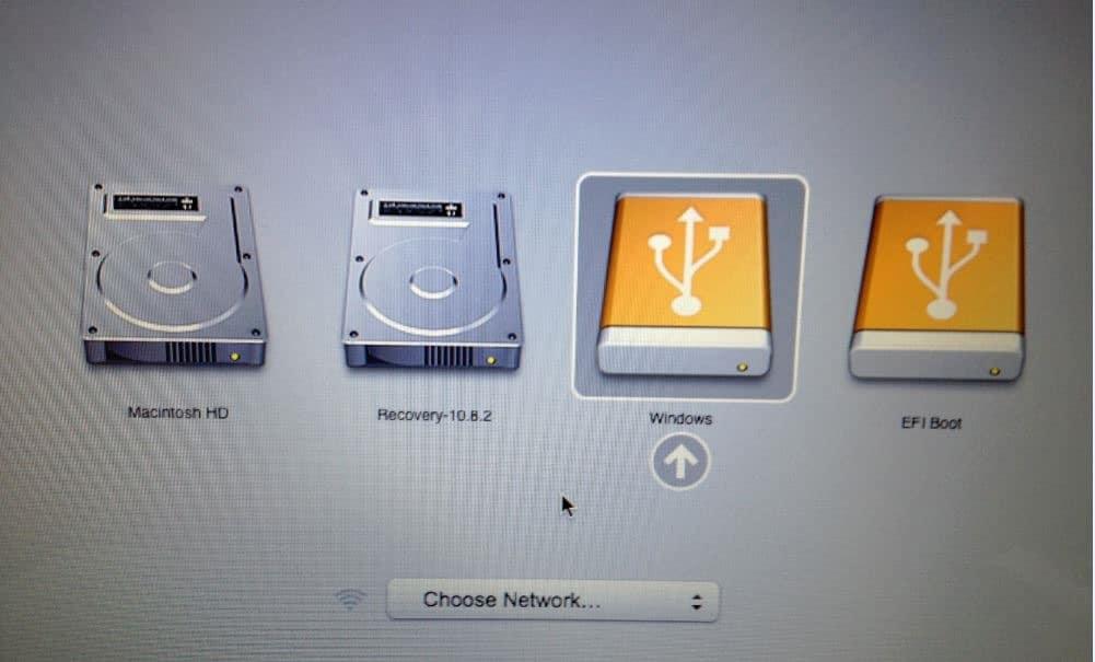 Mac boot windows 10