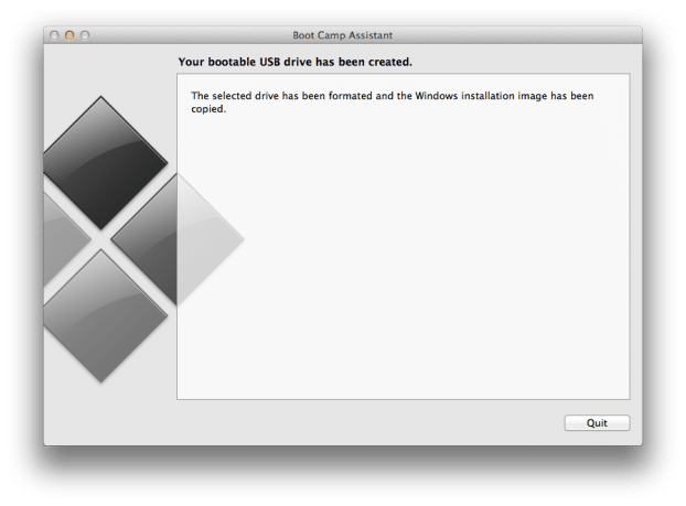 Windows 8.1 bootable USB on Mac