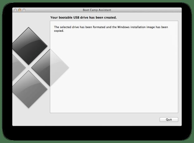 Windows 8.1 bootable USB on Mac
