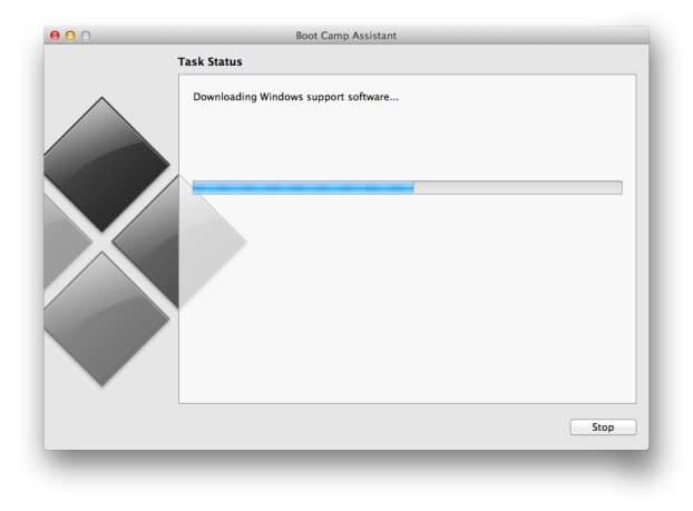 Create bootable Windows 8.1 USB on Mac Step8
