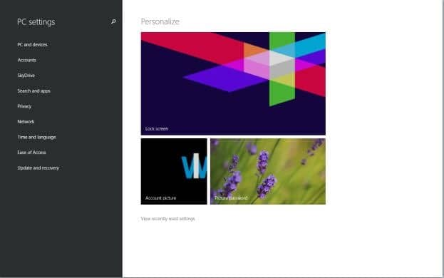 Disable or Stop wallpaper syncing in Windows 8.1 Step3