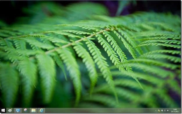 Disable or Stop wallpaper syncing in Windows 8.1 Step5