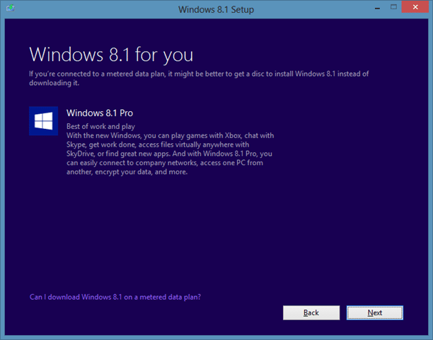 Download Windows 8.1 ISO From Microsoft Step3