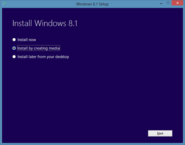 Download Windows 8.1 ISO From Microsoft Step7
