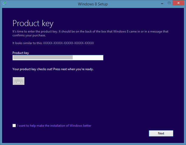 Download Windows 8.1 ISO Method 2 Step1