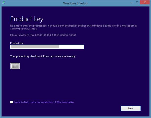 Download Windows 8.1 ISO Method 2 Step1
