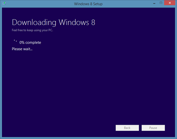 Download Windows 8.1 ISO Method 2 Step2