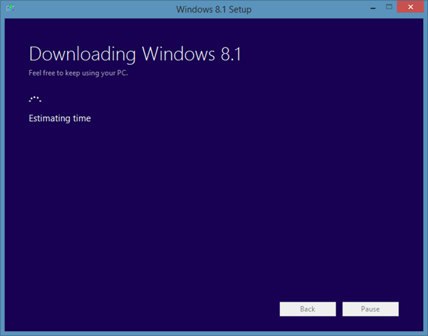 Download Windows 8.1 ISO Method 2 Step4