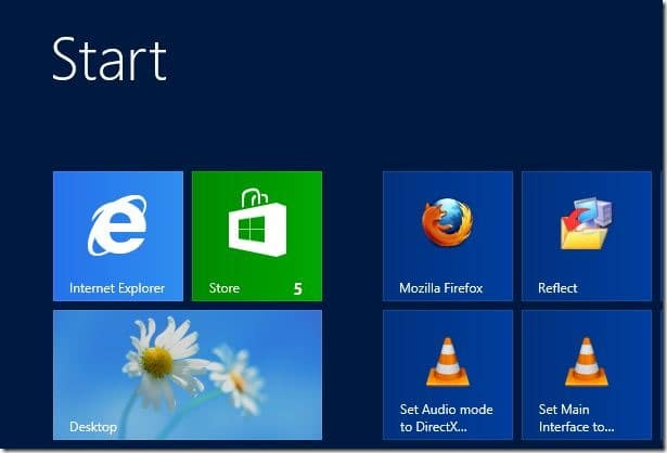 Download and install Windows 8.1 update Step1