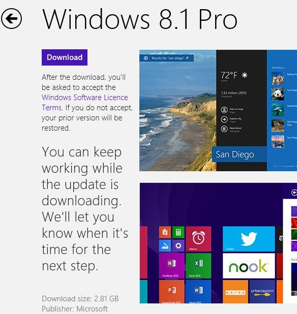 How To Upgrade To Windows 8.1 Without Losing Data And Programs