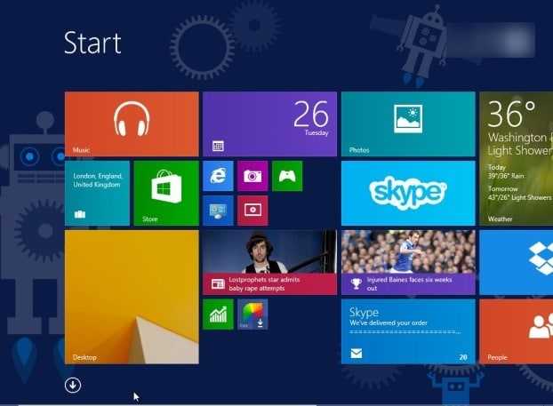 Install Windows 8.1 on SSD Step14