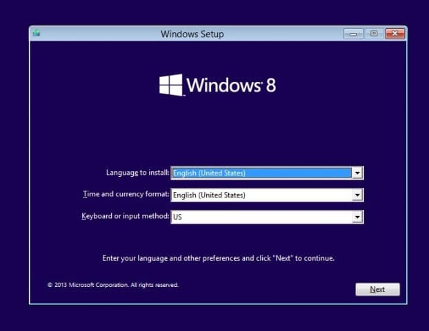 how to prepare a hard drive for windows 7