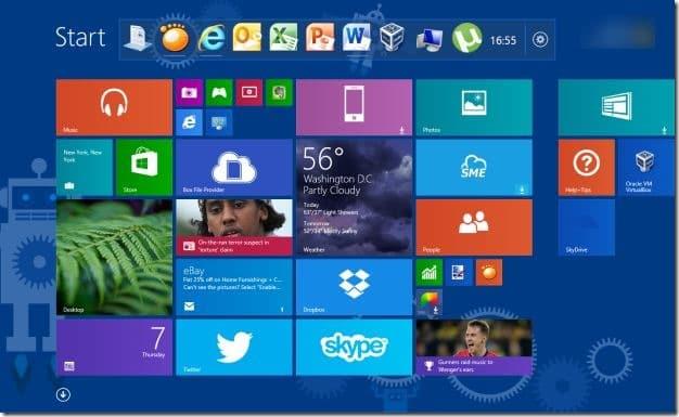 Launch8 a dock for Windows 8.1 Start screen5