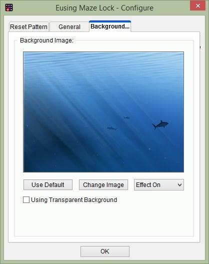 Pattern Lock screen for Windows PC3