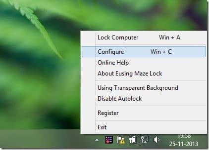Pattern Lock screen for Windows PC5