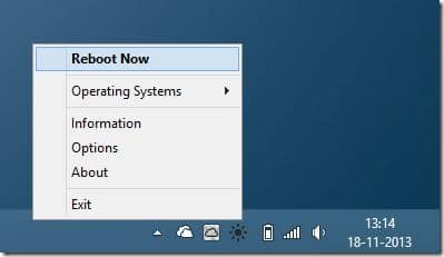 Quickly Reboot from Windows 8.1 into Windows 7 Picture1