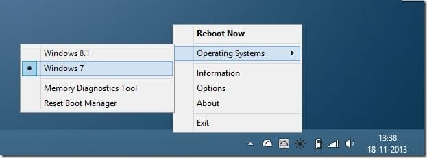 Quickly Reboot from Windows 8.1 into Windows 7 Picture2