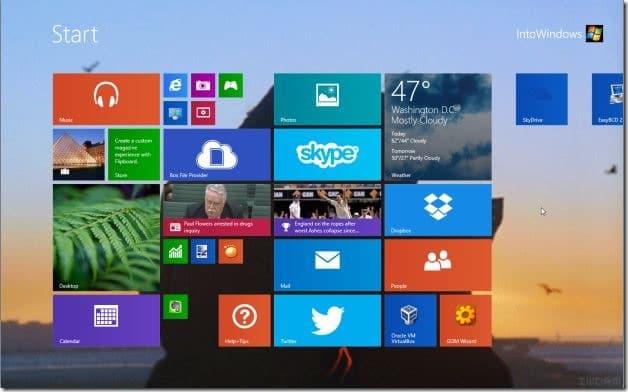 windows 8.1 desktop backgrounds