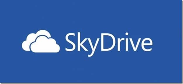SkyDrive in Windows 8.1 with local account