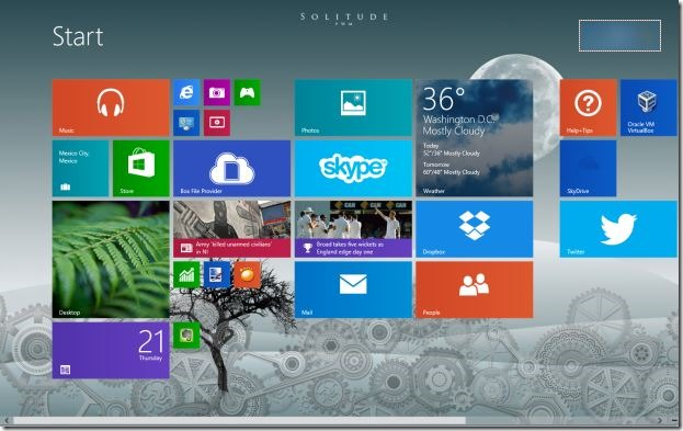 Start Screen Customizer for Windows 8.1 Picture4
