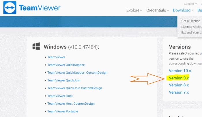 Teamviewer 9 free download pic1
