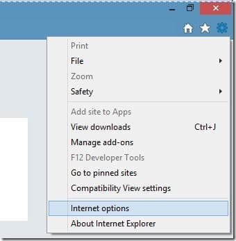 View and backup passwords in Internet Explorer