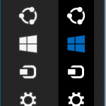 Change Windows 8.1 Charms Bar Icons Using Charms Bar Customizer