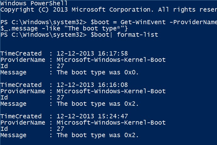 Full shutdown or cold boot in Windows 8.1 picture2
