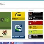 RT Desktop Store: Browse And Install 50+ Desktop Programs In Windows RT 8.1