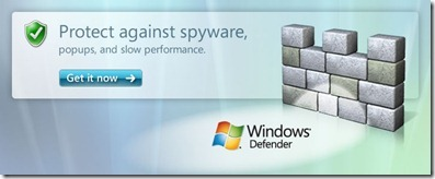 Uninstall or remove Windows Defender