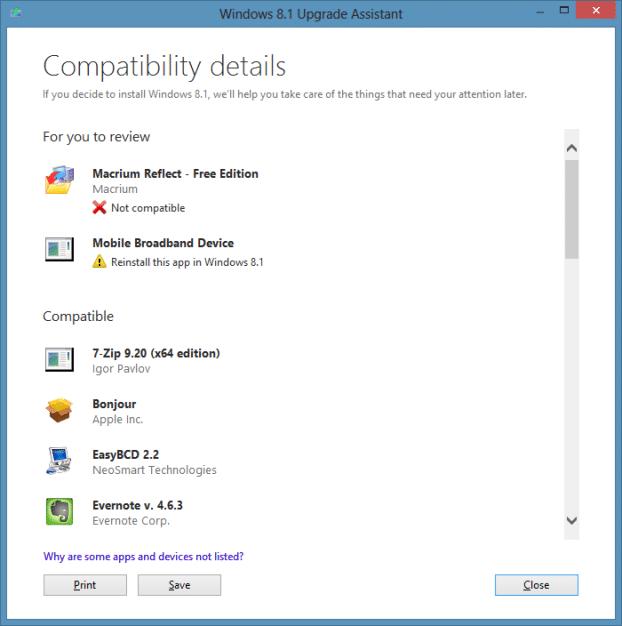 Can My PC run Windows 8.1