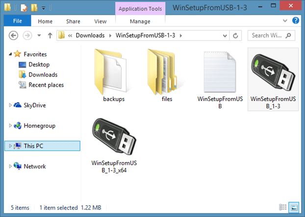 Install Windows 7 and Windows 8.1 from same USB picture02
