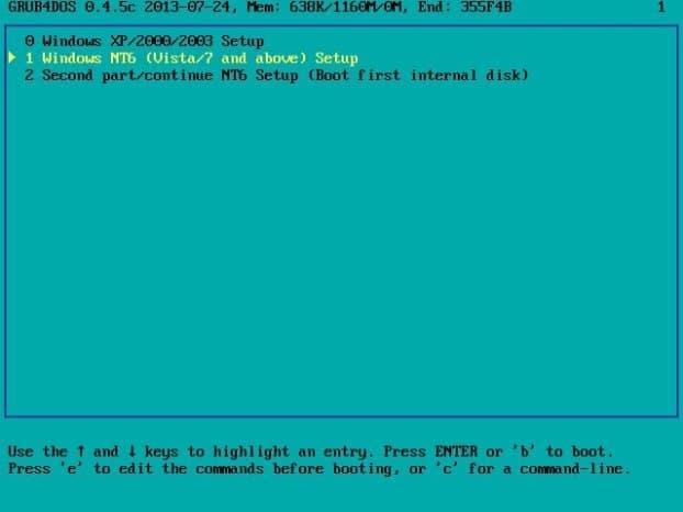create windows 8 usb installer