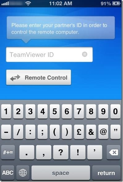 How To Remotely Access PC or Mac From iPhone Using TeamViewer