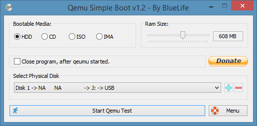 Qemu Simple Boot picture1