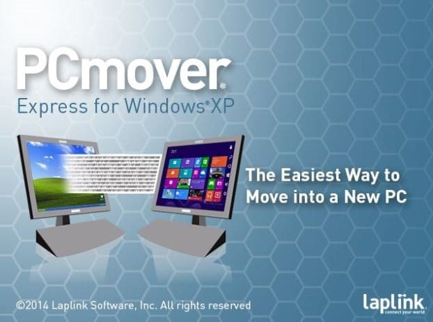 Migrate from XP to Windows 7 8 8.1 for free (1)