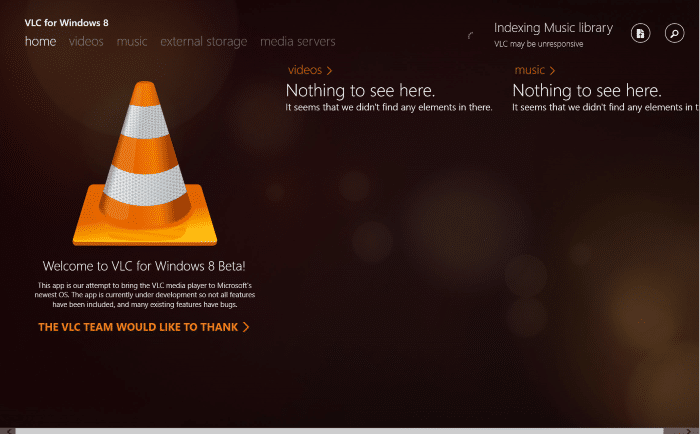 vlc player  for windows 8 laptop