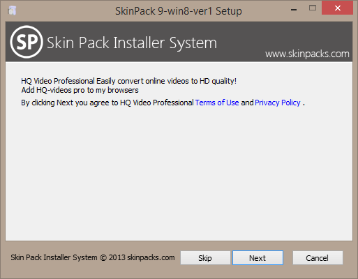 Windows 9 Skin Pack For Windows 7/8 1 Free Download