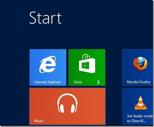 Direct Upgrade from Windows 8 to Windows 8.1 Update
