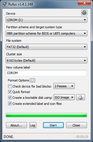 Create partition wizard bootable USB drive picture4