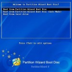 How To Create Partition Wizard Bootable USB