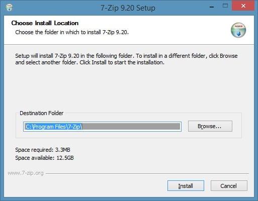 how to delete rar files