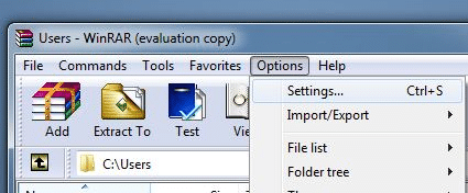 Remove unnecessary WinRAR items from context menu step2